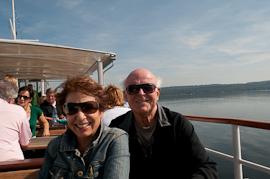 Pleasure Cruise on Lake Ammersee