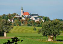 View of Andechs